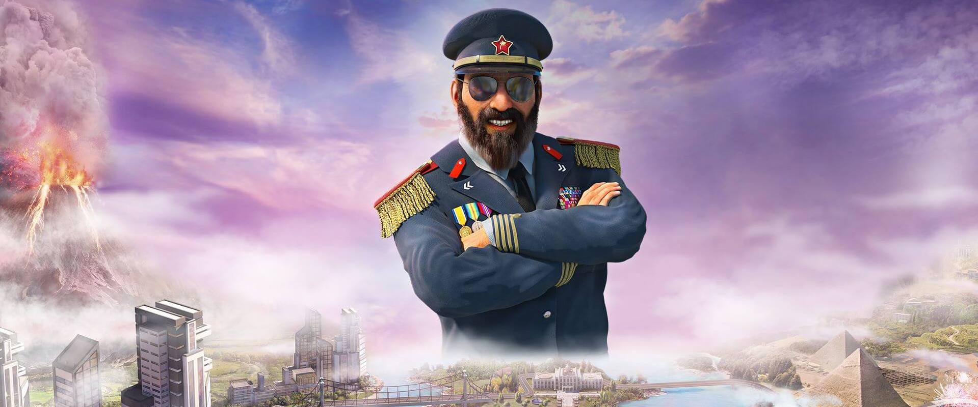 Tropico 6 Steam Key EUROPE