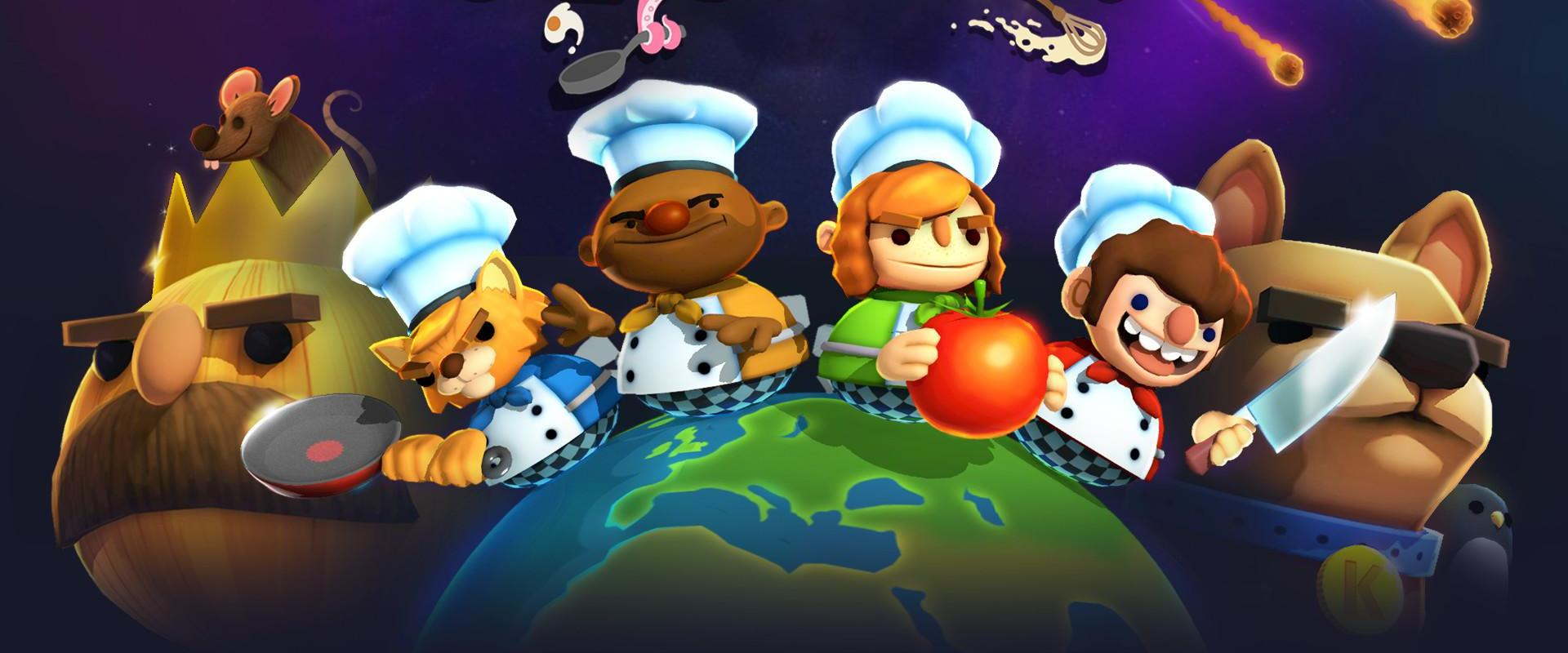 Overcooked Steam Clave GLOBAL