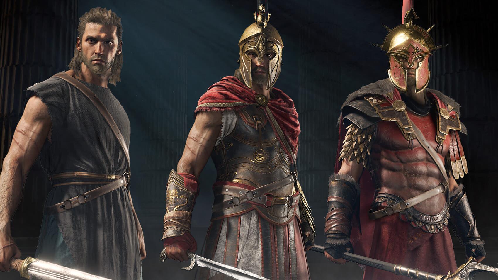 Legendary Greek Outfits
