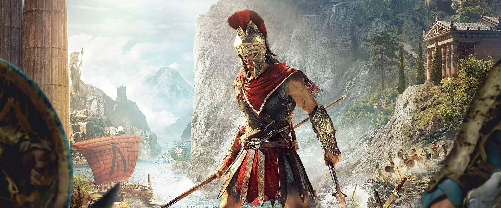 Assassin's Creed: Odyssey Uplay Key EUROPE