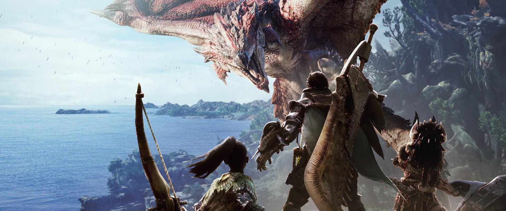 Monster Hunter: World Steam Key EUROPE