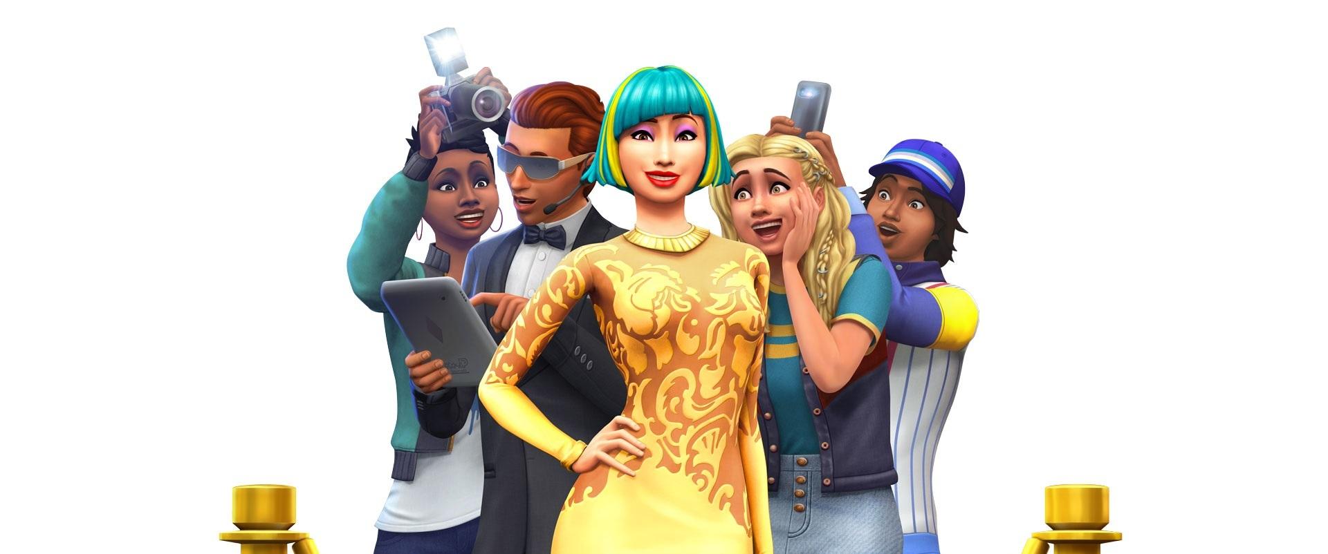 The Sims 4: Get Famous (DLC) Origin Key GLOBAL