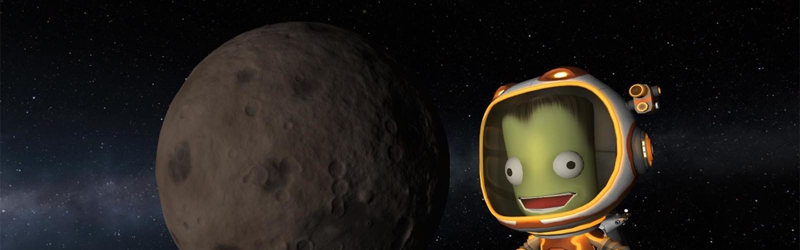 Kerbal Space Program: Breaking Ground (DLC) Steam Key GLOBAL