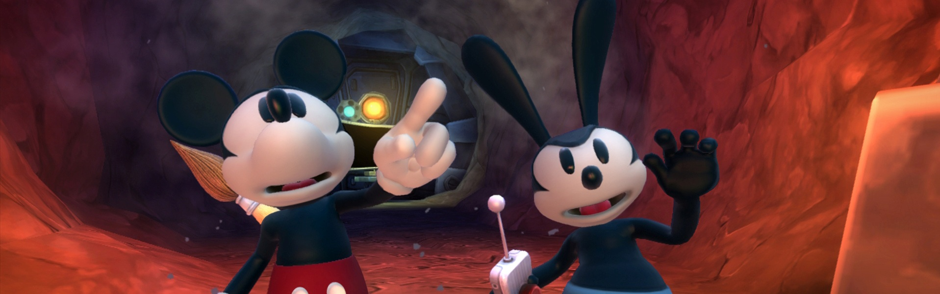 Disney Epic Mickey 2: The Power of Two Steam Key EUROPE