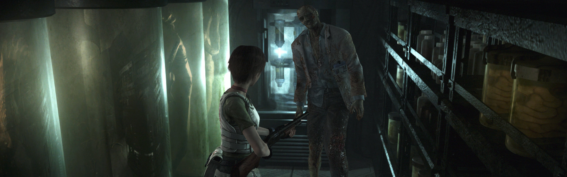 Resident Evil 0 / Biohazard 0 HD Remaster  Steam Key EUROPE