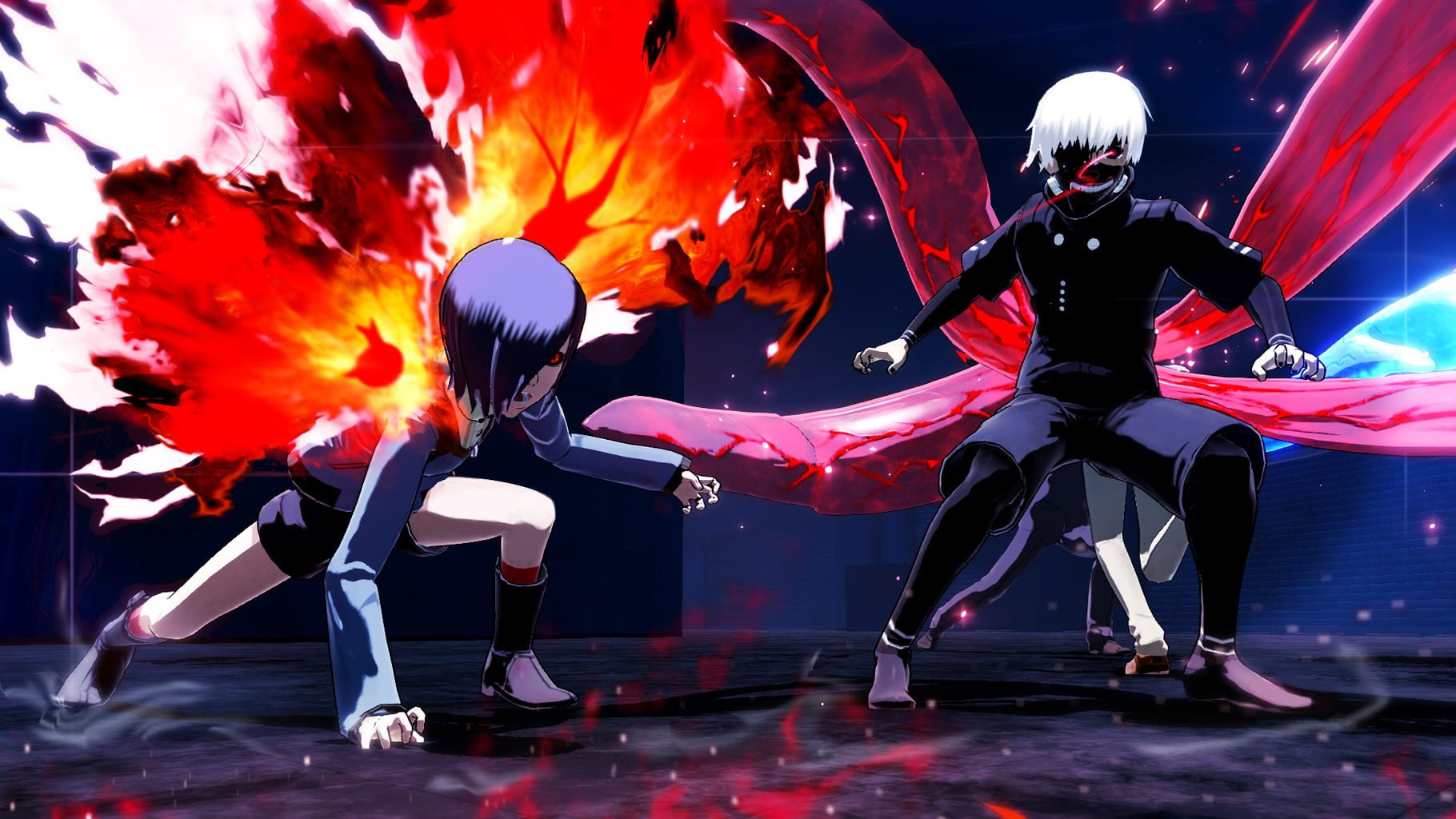 TOKYO GHOUL:re [CALL to EXIST] Steam Key GLOBAL