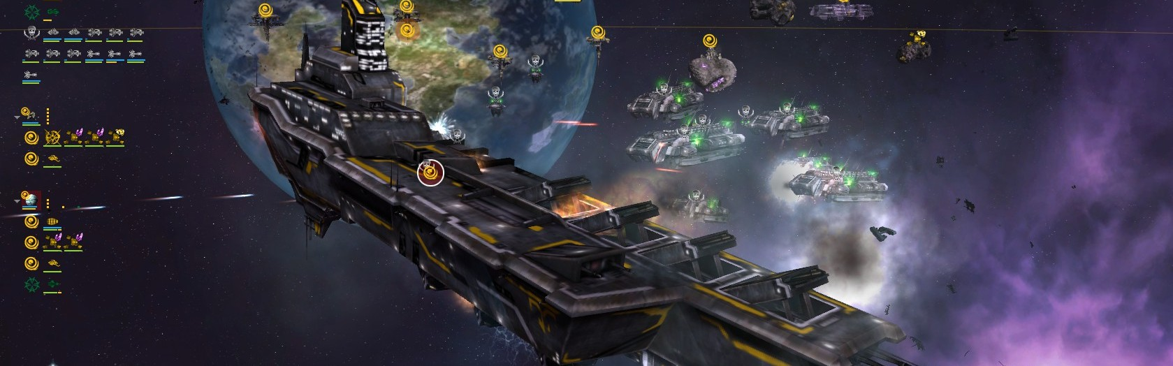 Sins of a Solar Empire: New Frontiers Edition Steam Key EUROPE