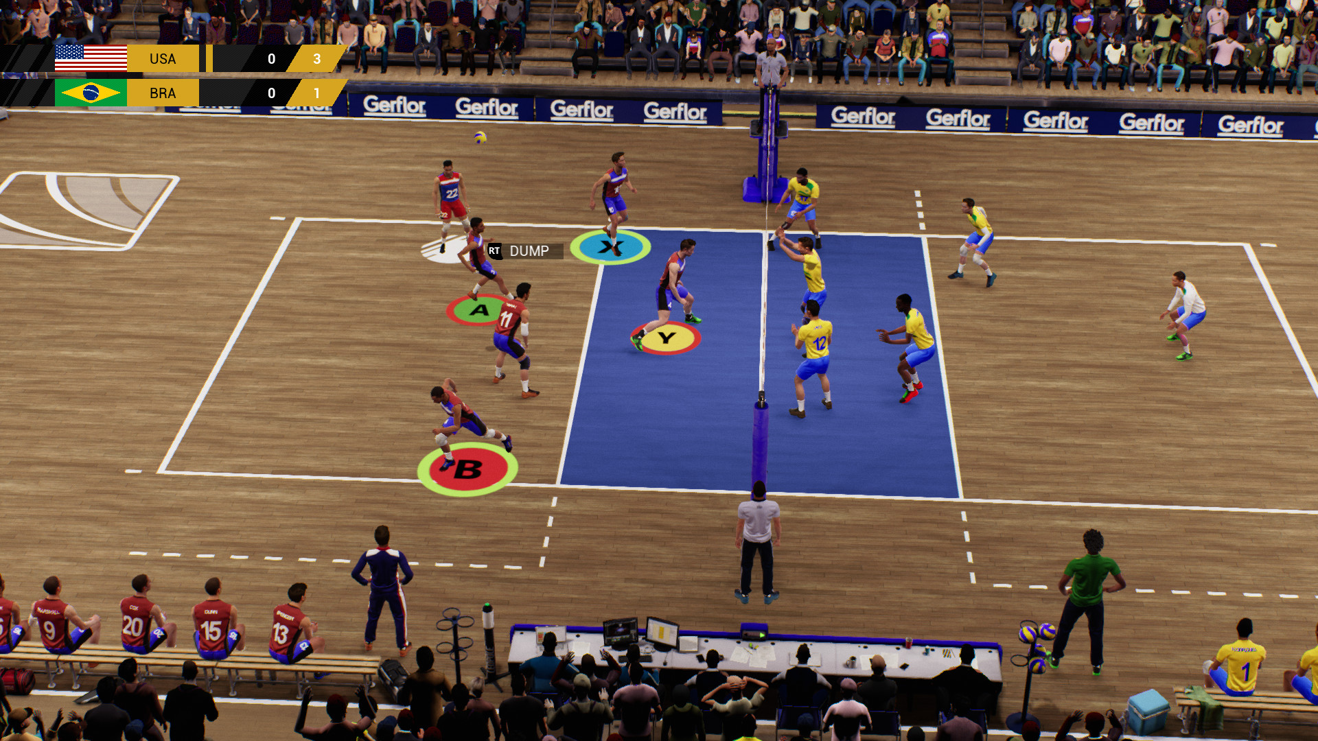 Spike Volleyball Steam Key GLOBAL