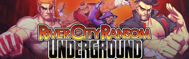 River City Ransom: Underground Steam Key GLOBAL