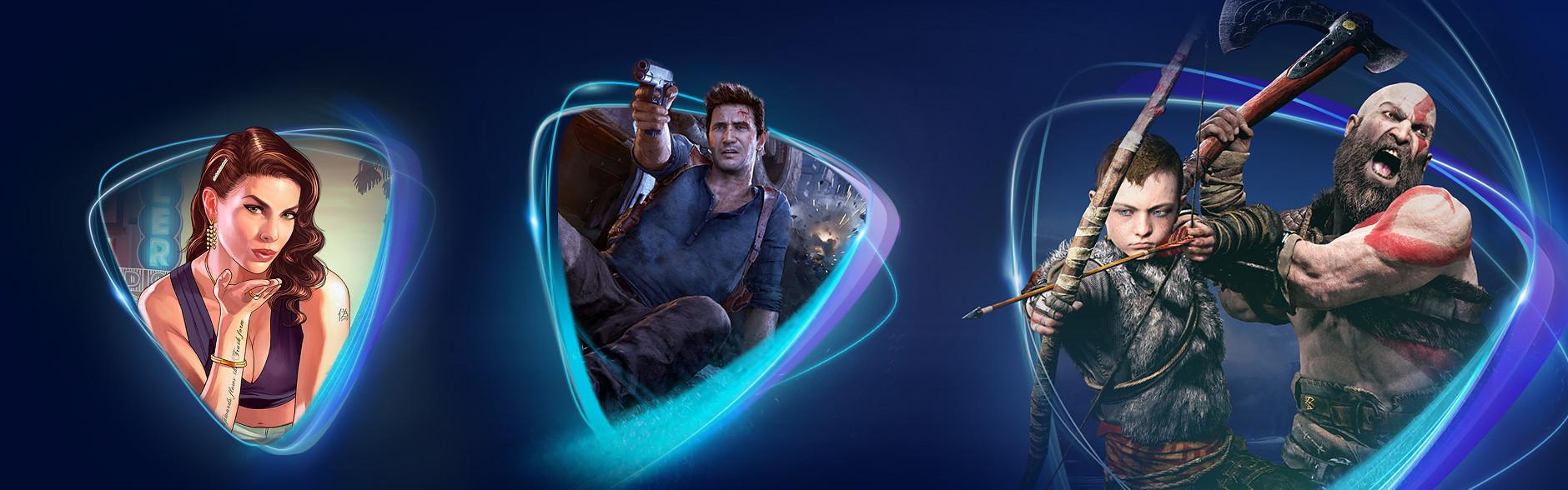 PlayStation Now - Suscripción 3 Meses código PSN España