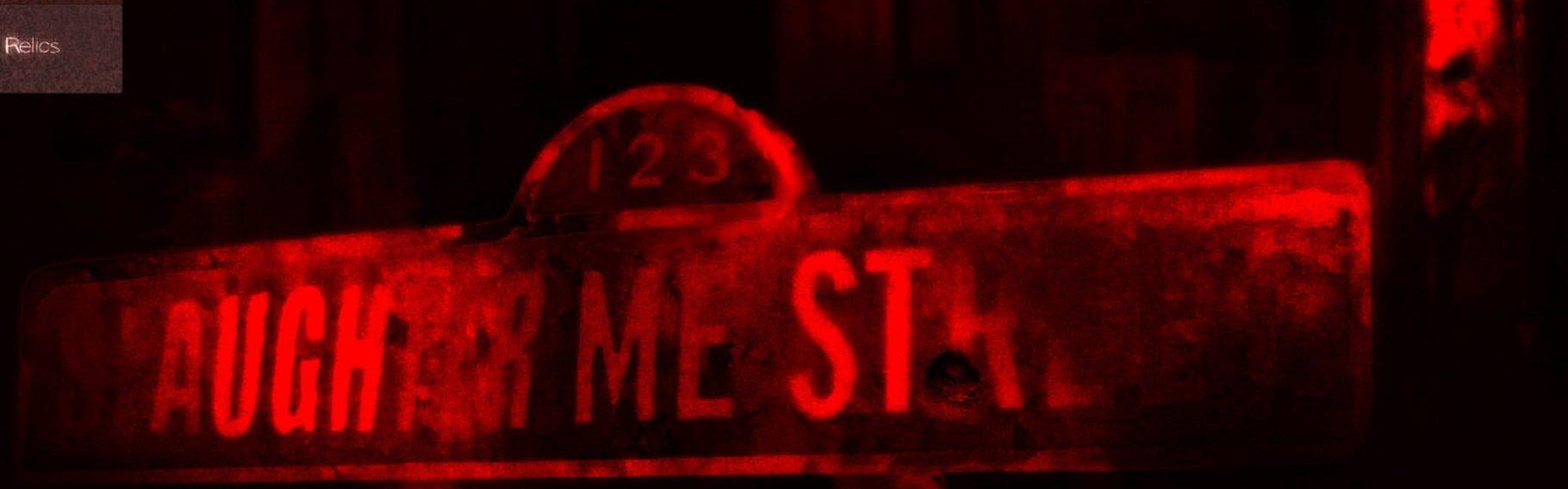 123 Slaughter Me Street Steam Key GLOBAL
