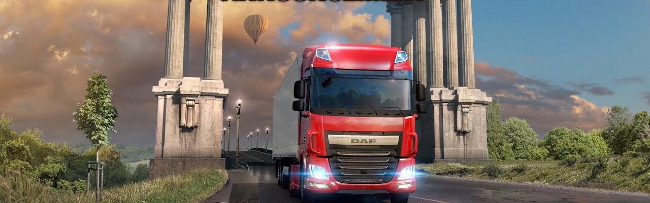 Euro Truck Simulator 2 - Road to the Black Sea (DLC) Steam Key GLOBAL