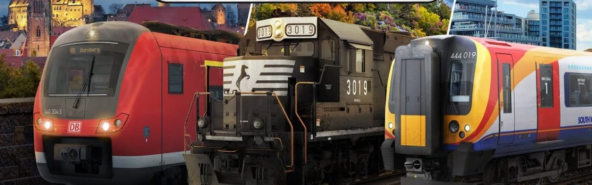 Train Simulator 2020 Steam Key GLOBAL