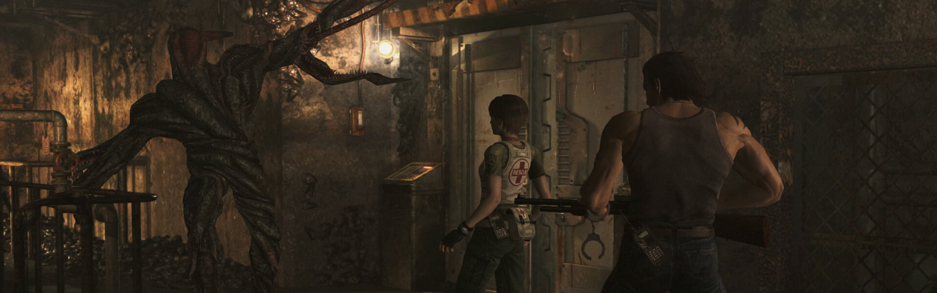 Resident Evil 0 / Biohazard 0 HD Remaster Steam Key GLOBAL