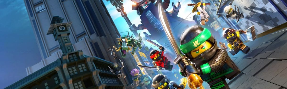 LEGO: Ninjago Movie Steam Key GLOBAL