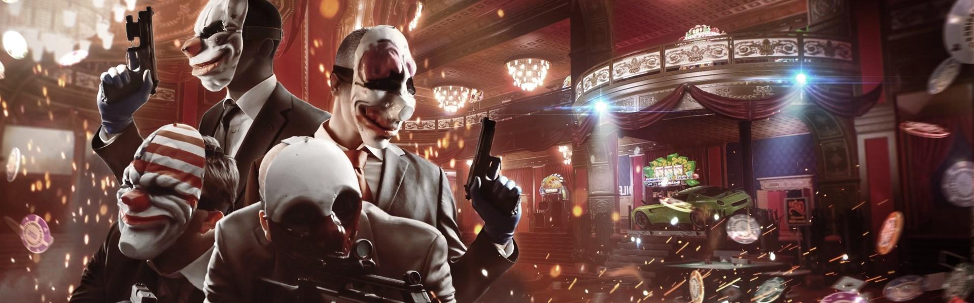 PAYDAY 2 - The Golden Grin Casino Heist (DLC) Steam Key GLOBAL