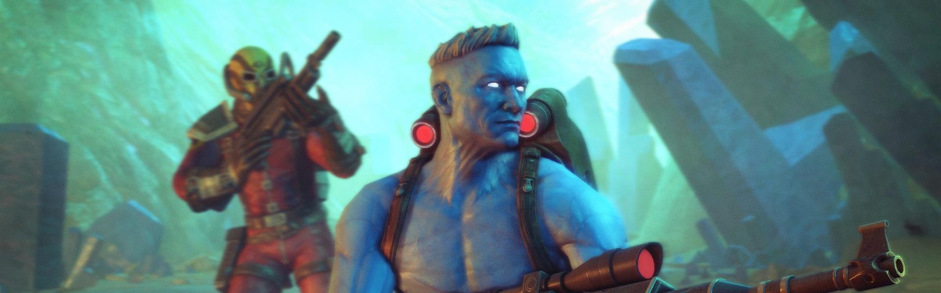 Rogue Trooper: Redux Steam Key GLOBAL