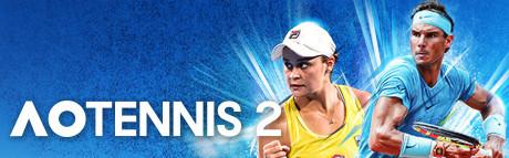 AO Tennis 2 Steam Key GLOBAL
