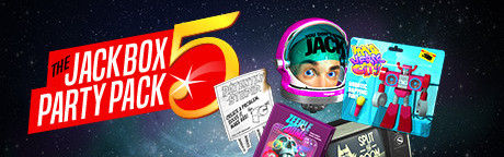 The Jackbox Party Pack 5 Steam Key GLOBAL