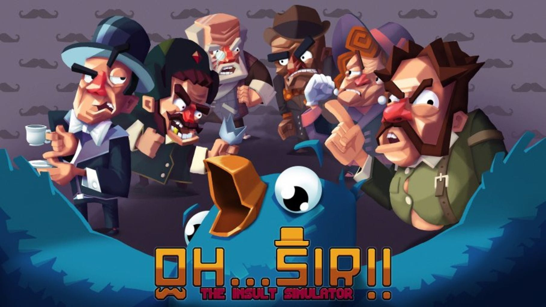 Oh...Sir!! The Insult Simulator Steam Key GLOBAL
