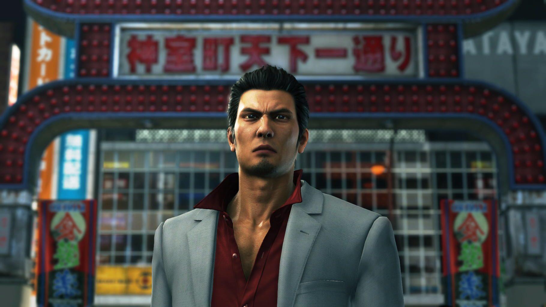 Yakuza 6: The Song of Life Steam Key GLOBAL