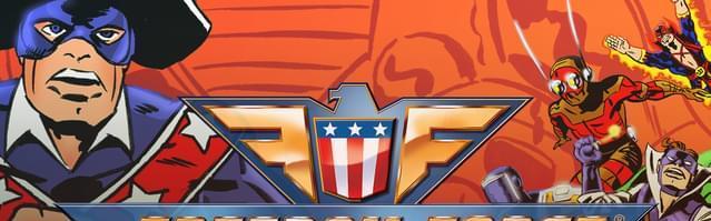 Freedom Force - Freedom Pack (DLC) Steam Key GLOBAL