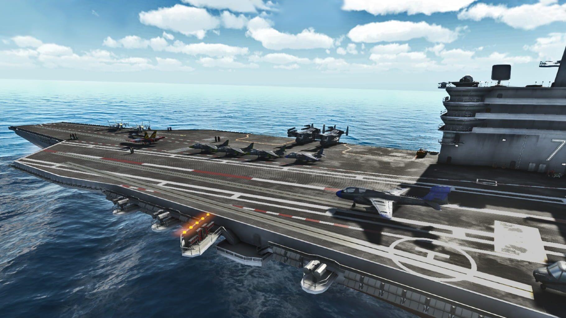 Carrier Deck Steam Key GLOBAL
