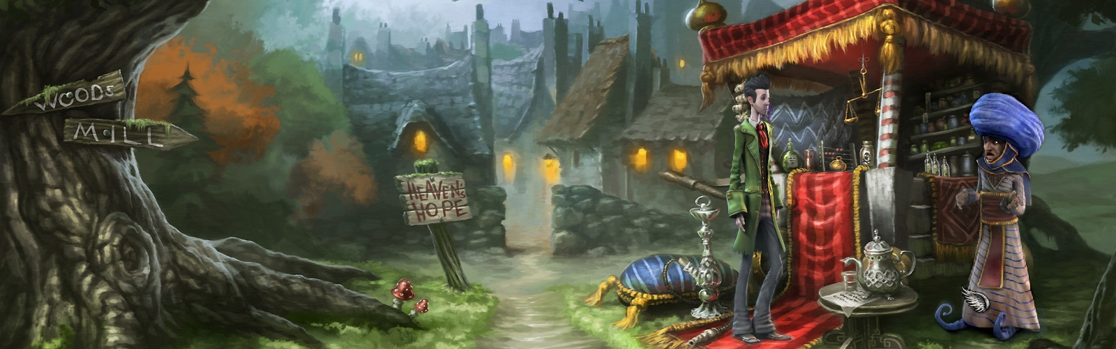 Heaven's Hope Steam Key EUROPE