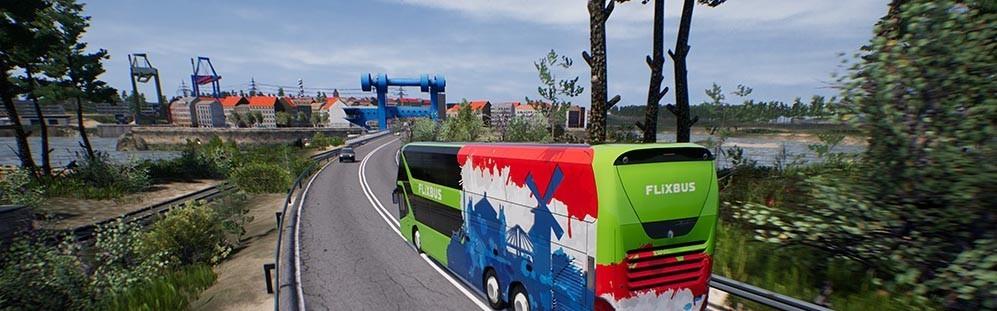 Fernbus Coach Simulator (Platinum Edition) Steam Key GLOBAL