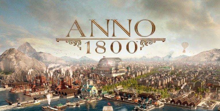 Anno 1800 Uplay Key EMEA