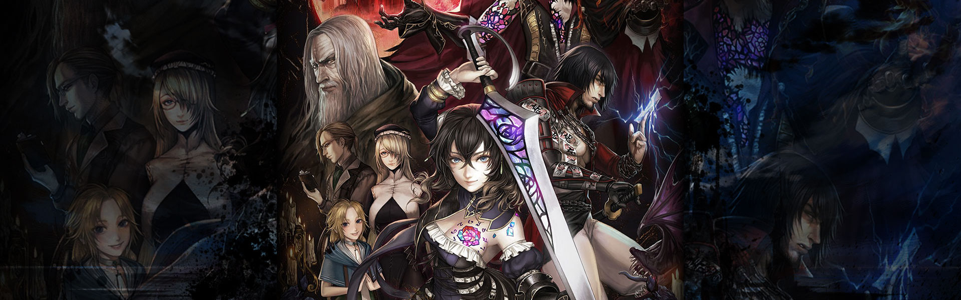 Bloodstained: Ritual of the Night Steam Clave GLOBAL