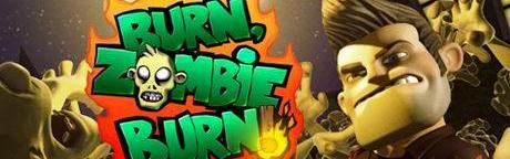 Burn Zombie Burn! Steam Key GLOBAL
