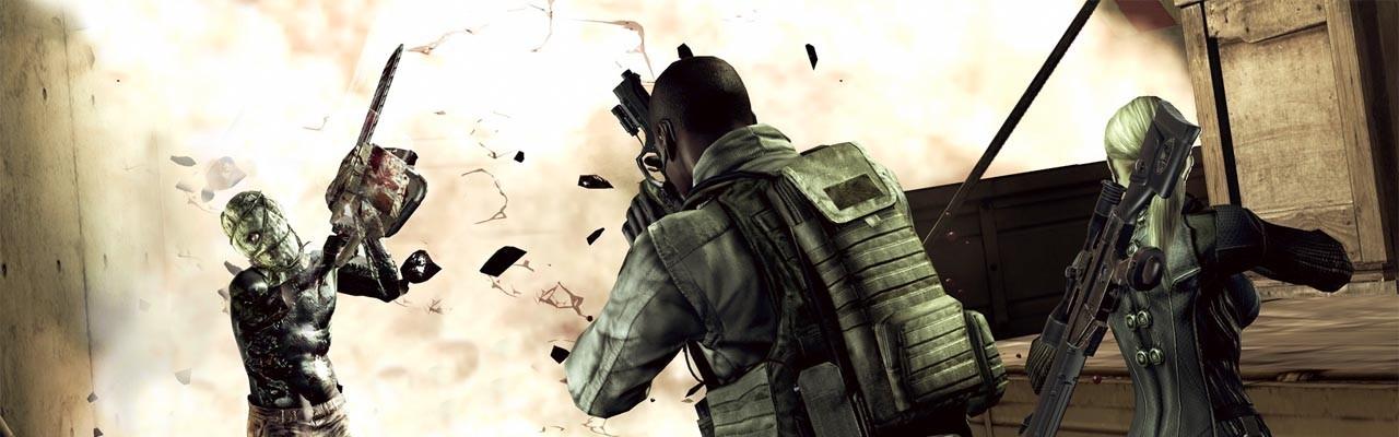 Resident Evil 5 - Untold Stories Bundle (DLC) Steam Key GLOBAL