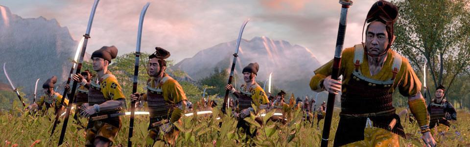 Total War: SHOGUN 2 - Rise of the Samurai Campaign (DLC) Steam Key GLOBAL