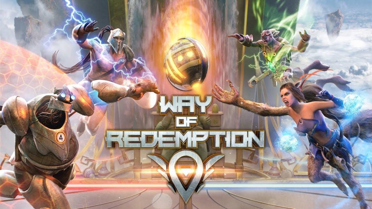 Way of Redemption Steam Key GLOBAL