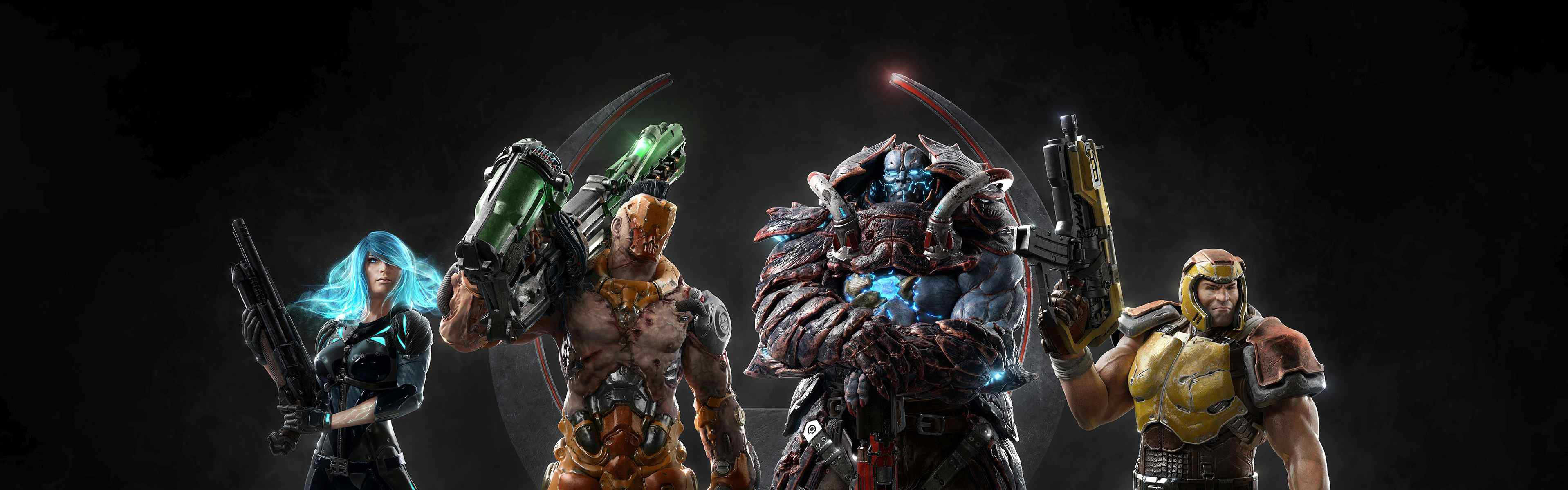 Quake Champions: Champions Pack Edition Bethesda.net Key GLOBAL