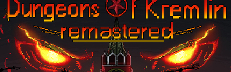 Dungeons Of Kremlin: Remastered Steam Key GLOBAL