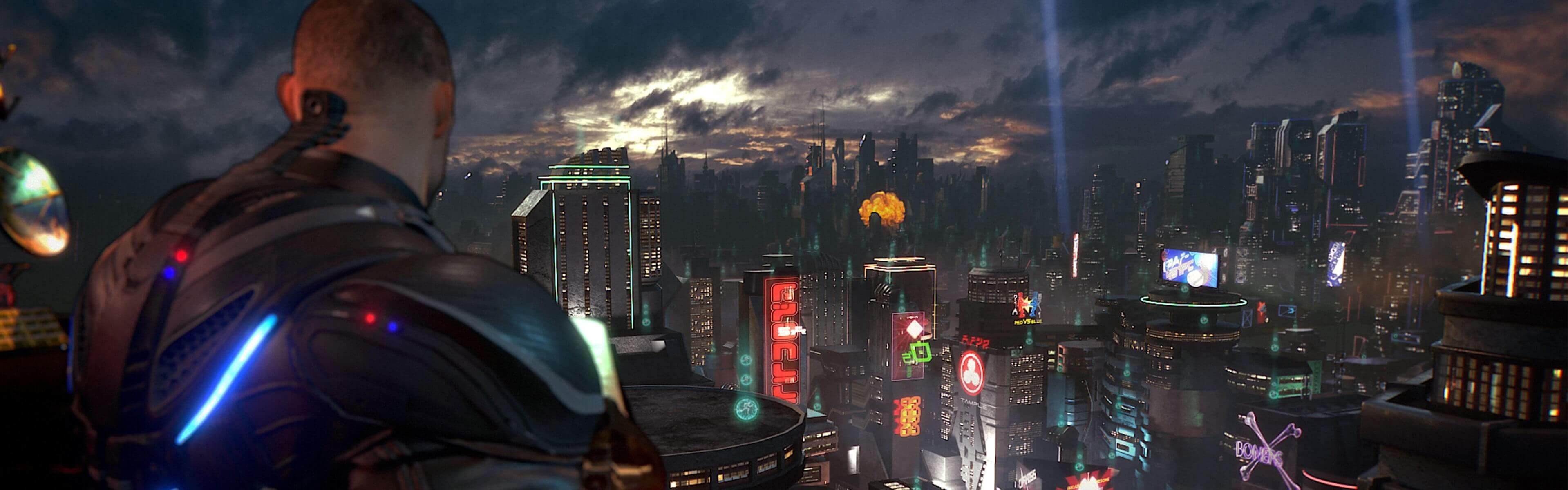 Crackdown 3 (PC/Xbox One)  Xbox Live Key GLOBAL