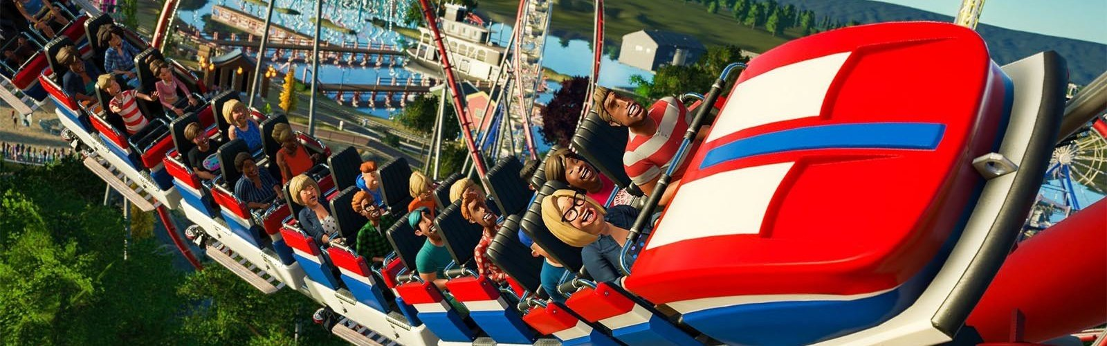 Planet Coaster - Magnificent Rides Collection (DLC) Steam Key GLOBAL