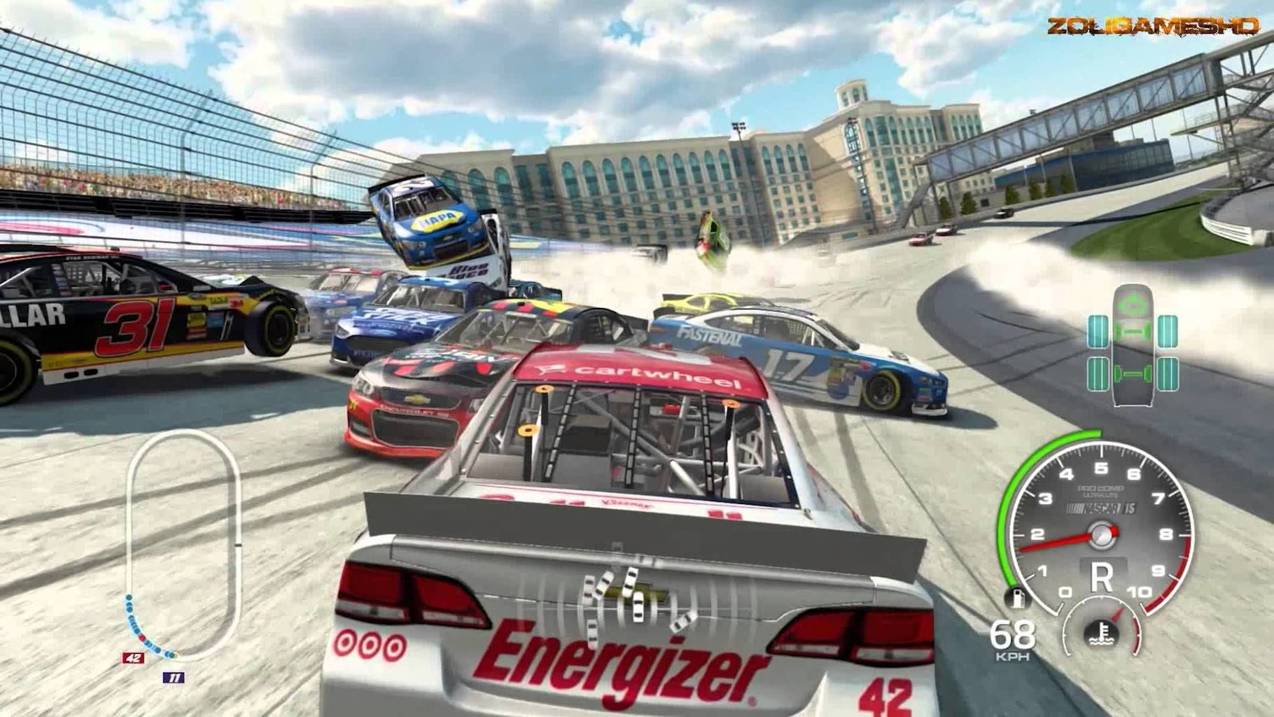 NASCAR 14 Steam Key EUROPE