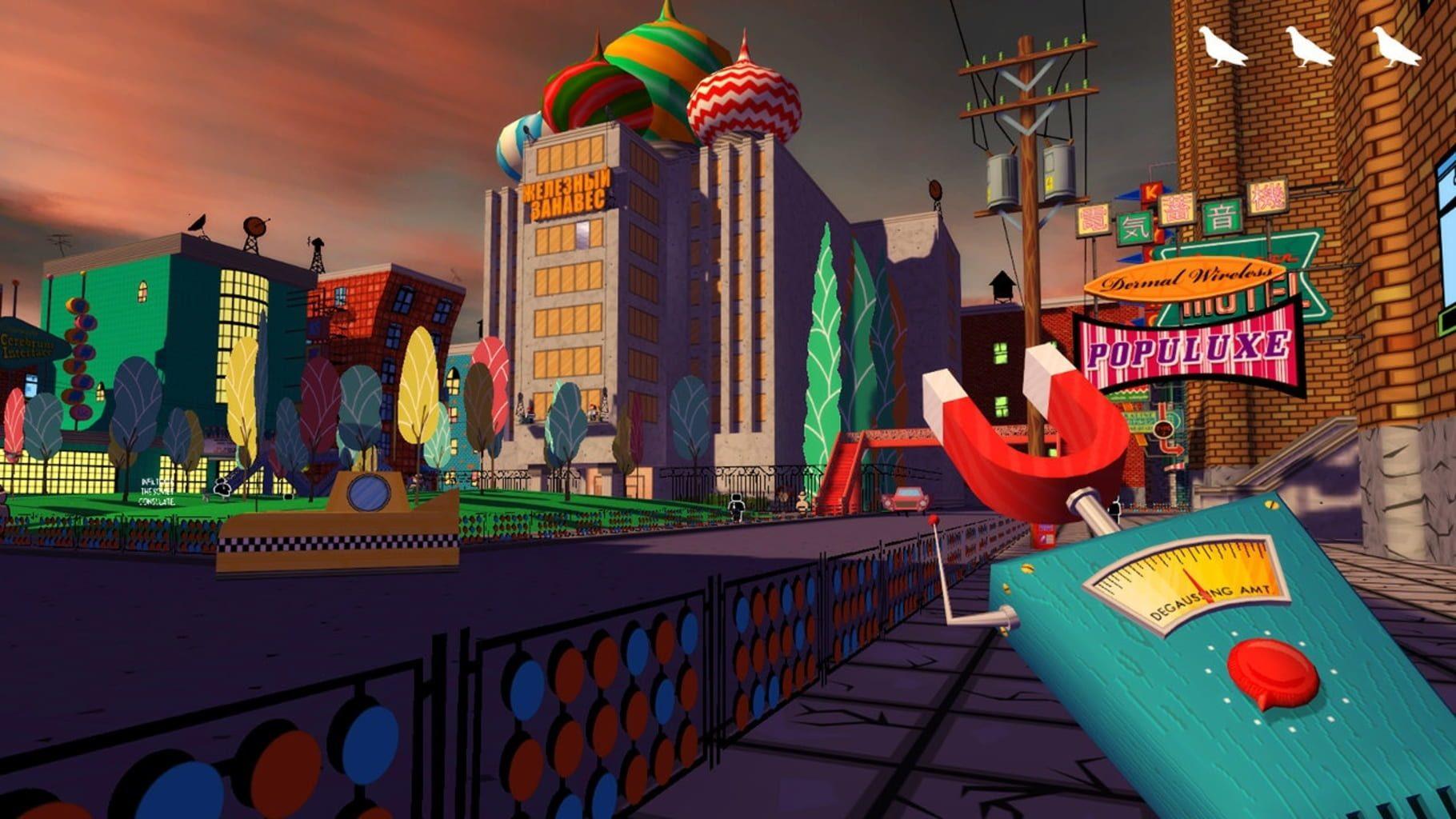 Jazzpunk: Director's Cut Steam Key GLOBAL