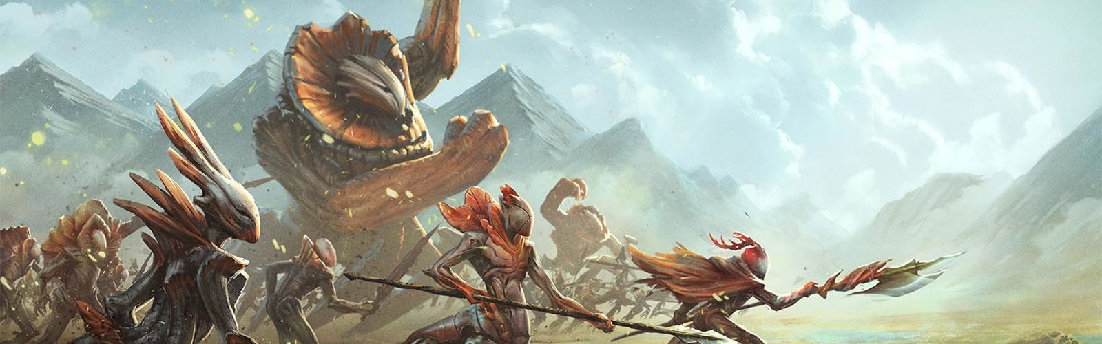 Endless Legend - Symbiosis (DLC) Steam Key EUROPE