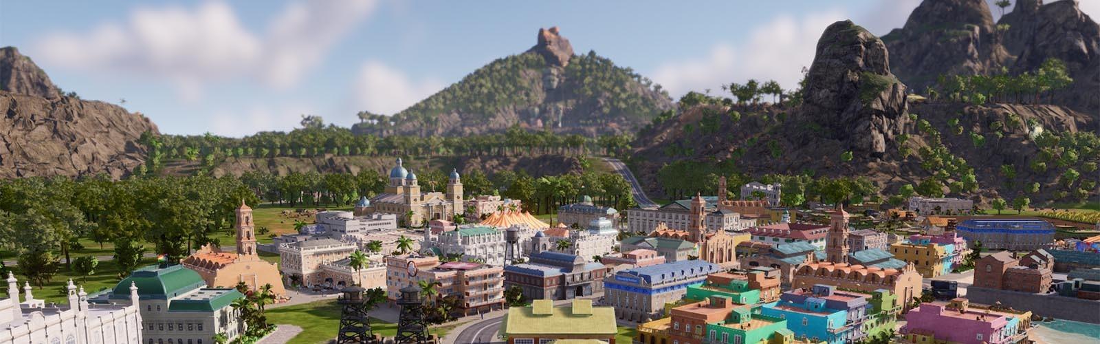 Tropico 6 - Spitter (DLC) Steam Key GLOBAL