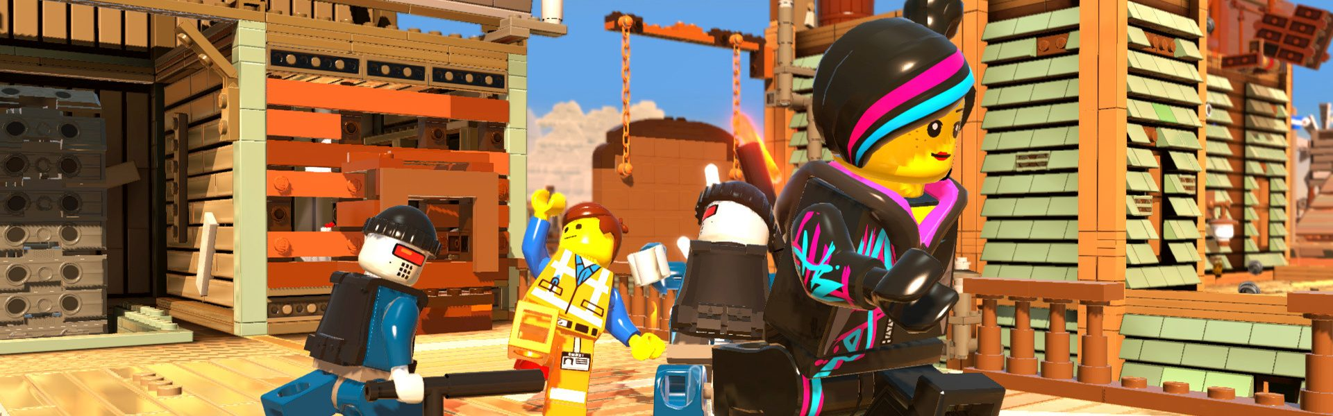 The LEGO Movie - Videogame DLC - Wild West Pack Steam Key GLOBAL