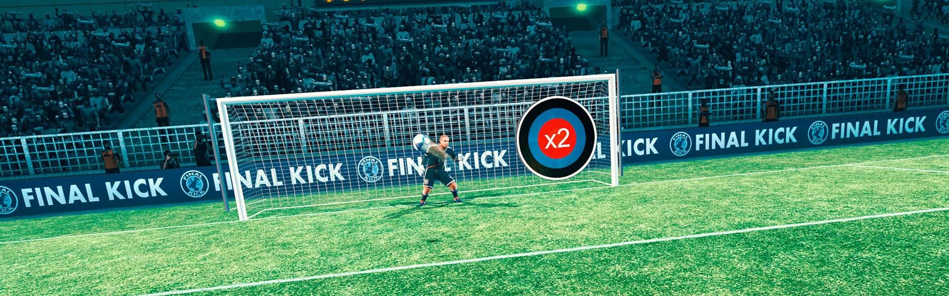 Final Soccer VR Steam Key GLOBAL