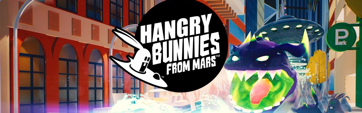 Hangry Bunnies From Mars VR Steam Key GLOBAL