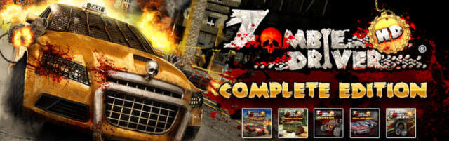 Zombie Driver HD (Complete Edition) Steam Key GLOBAL