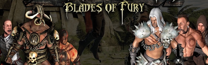 Gladiator: Blades of Fury Steam Key GLOBAL