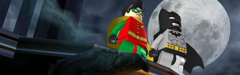 LEGO Batman: The Videogame Steam Key GLOBAL