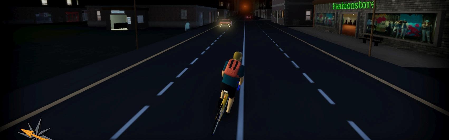 B.M.G. 19 - Bike Messenger Go!  Steam Key GLOBAL